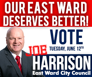 Joe Harrison East Ward Council